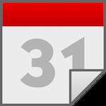 Folha de calendário representando o prazo do projeto